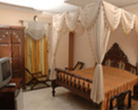 Bed Room-Fort Ramgarh Hotel, Panchkula