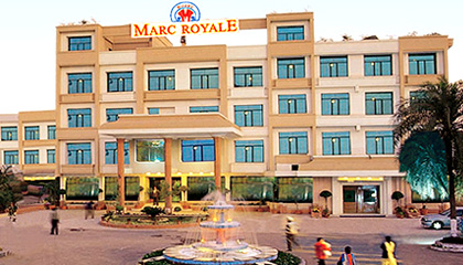 Hotel Marc Royale